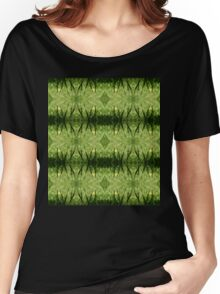 Grass pattern Women's Relaxed Fit T-Shirt