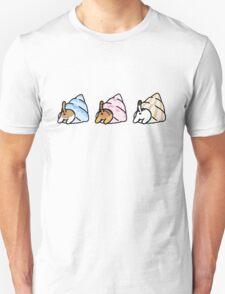 Neko Atsume - Shell Butts Unisex T-Shirt