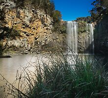 Dangar Falls in July by Clare Colins