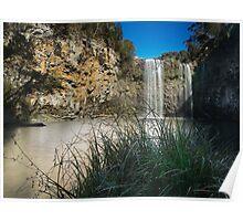 Dangar Falls in July Poster