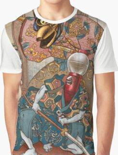 MYSTERY SCIENCE KABUKI Graphic T-Shirt