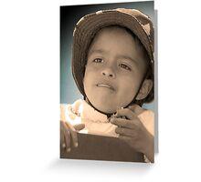 Cuenca Kids 797 Greeting Card