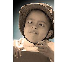 Cuenca Kids 797 Photographic Print