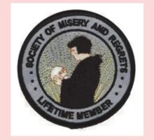 Society of Misery and Regrets One Piece - Long Sleeve