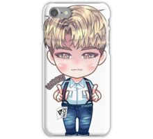 SEVENTEEN 아주 NICE - CHIBI WOOZI iPhone Case/Skin