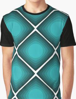 Retro Cube Graphic T-Shirt