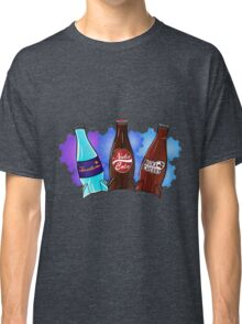 Quantum Nuka Cola Nuke Cherry Classic T-Shirt