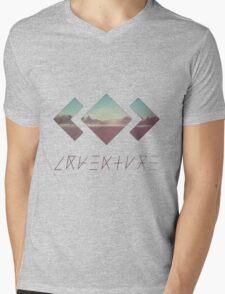 MADEON ADVENTURE t shirt Mens V-Neck T-Shirt