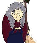 Gramma Witch by SurrealistDream
