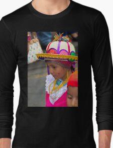 Cuenca Kids 798 Long Sleeve T-Shirt