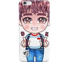 SEVENTEEN 아주 NICE - CHIBI DK iPhone Case/Skin