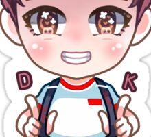 SEVENTEEN 아주 NICE - CHIBI DK Sticker