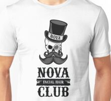Northern Virginia Facial Hair Club Unisex T-Shirt