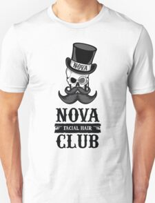 Northern Virginia Facial Hair Club T-Shirt