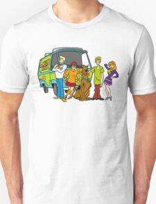 scooby doo bi dam Unisex T-Shirt