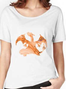 Charizard Bubbles Women's Relaxed Fit T-Shirt