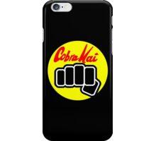 COBRA KAI - KARATE KID iPhone Case/Skin