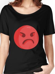 ANGERY Women's Relaxed Fit T-Shirt