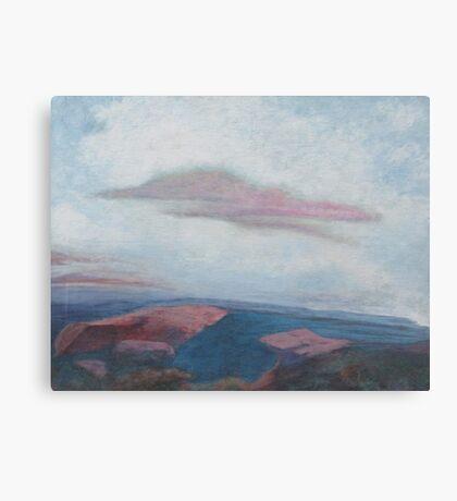 CATALINA MOUNTAIN VISTA Canvas Print