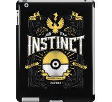 An Instinctual Decision iPad Case/Skin