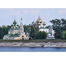 Beauty of Uglich Photographic Print