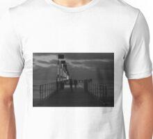 The Elegance of Frankston Pier at Dusk Unisex T-Shirt