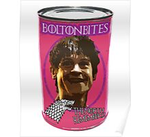 Game of Thrones - Ramsey Bolton Dog Food - GRAPHIC Poster
