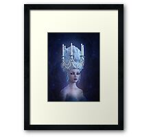 Surreal Rococo Enlightenment Framed Print