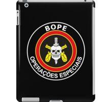 ELITE SQUAD MOVIE - BOPE - RIO DE JANEIRO iPad Case/Skin