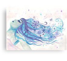 Wind Chill Canvas Print