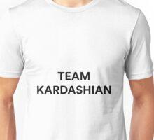 Team Kardashian Unisex T-Shirt