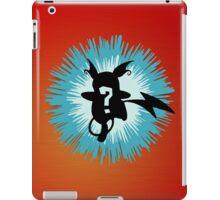 Who's that Pokemon - Raichu iPad Case/Skin