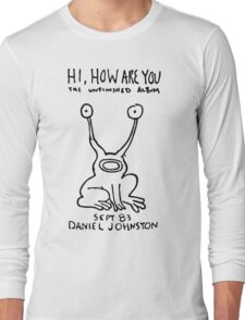 Croac Daniel Johnston Long Sleeve T-Shirt