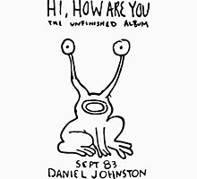 Croac Daniel Johnston Unisex T-Shirt