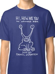 Croac Daniel Johnston Classic T-Shirt