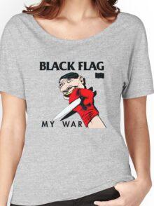 My War Women's Relaxed Fit T-Shirt