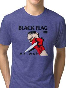 My War Tri-blend T-Shirt