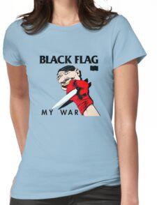My War Womens Fitted T-Shirt
