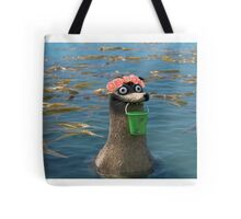Gerald Finding Dory Flower Crown Tote Bag