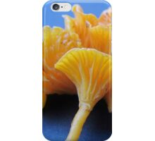 Cantherellus Cinnabarius iPhone Case/Skin