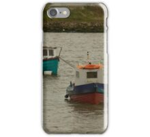 TWO AT HIGH TIDE iPhone Case/Skin