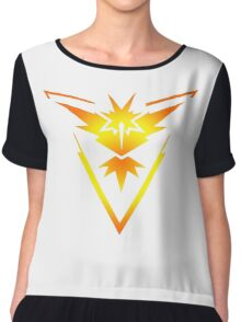 Team Instinct!! Chiffon Top