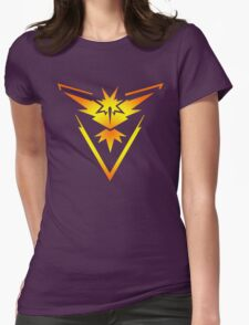 Team Instinct!! Womens Fitted T-Shirt