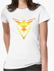 Team Instinct!! Womens Fitted T-Shirt