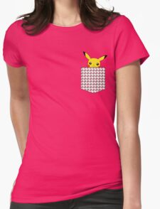 Pokemon pocket Womens Fitted T-Shirt
