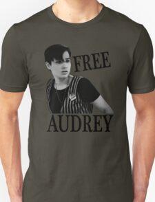 Scream - Free Audrey Unisex T-Shirt