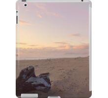 Rockaway Beach Golden Hour iPad Case/Skin
