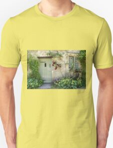Typical Cotswolds house facade, UK T-Shirt