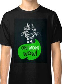 head of creative giraffe hipster Classic T-Shirt