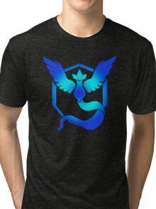 Team Mystic! Tri-blend T-Shirt